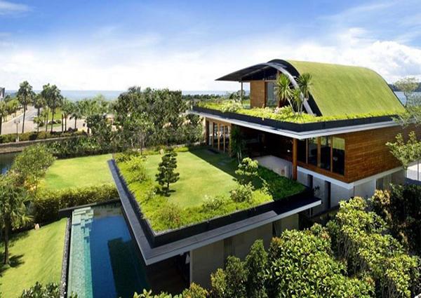 Ecología en la construcción