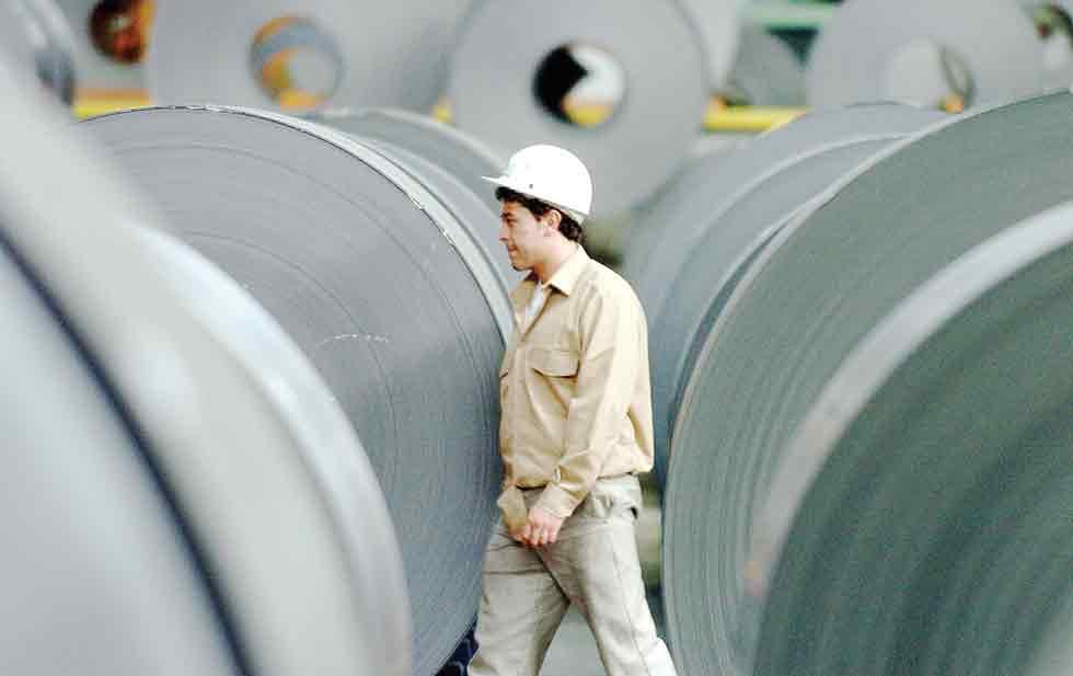 ¿Quiénes son los mayores exportadores de acero en el mundo?