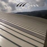 techos planos para naves industriales