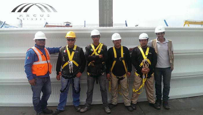 Normas de seguridad en obra