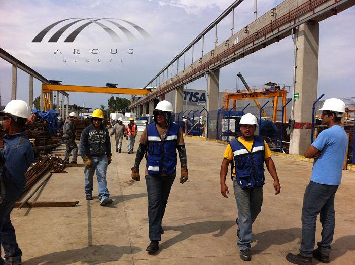 equipo de trabajo de arcus global