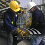fabricacion de arcotecho o teja autoportante