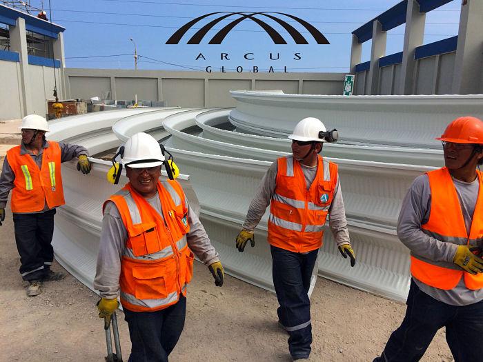 95 mil trabajadores de la construcción regresaron a sus labores en Perú
