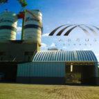 Arcotechos o techos autoportantes industriales