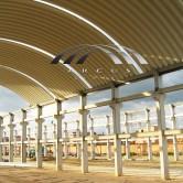 Arcotechos y techos autosoportantes