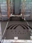 obra civil para arcotechos o techos autoportantes