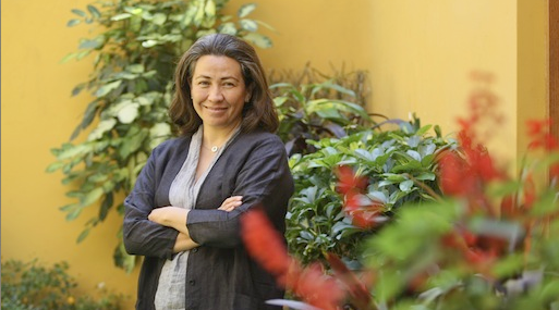 Arquitecta mexicana, líder en sustentabilidad