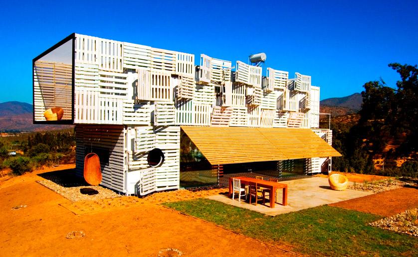 arquitectura modular arcus global