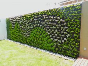 Muros verdes arcus global for Jardines verticales beneficios