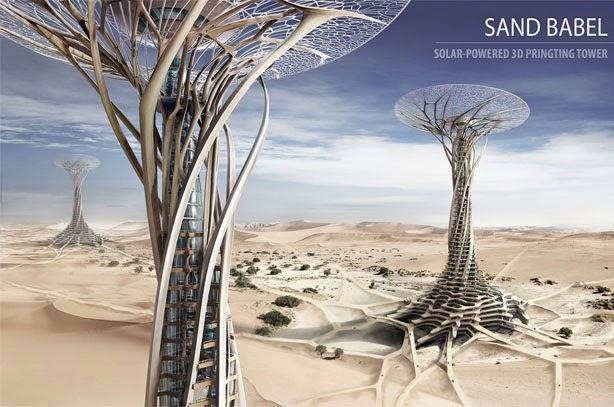 Conoce el proyecto de Sand Babel