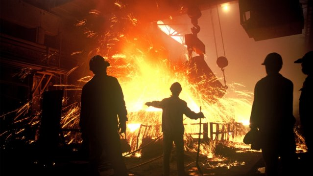 Consumo de acero en LATAM cae 5%