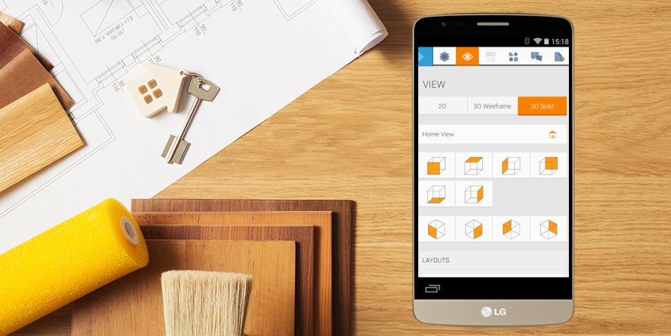 5 apps para Arquitectos