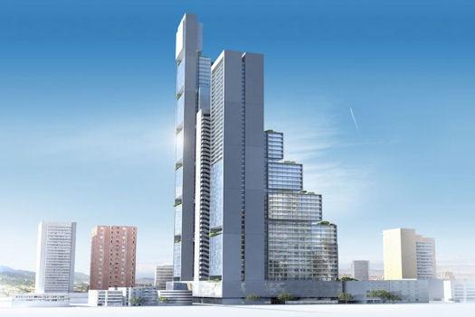 Bogotá a la cabeza en edificios sustentables