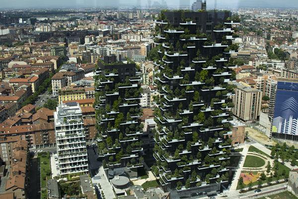 Arquitectura verde generará millones de fuentes de empleo