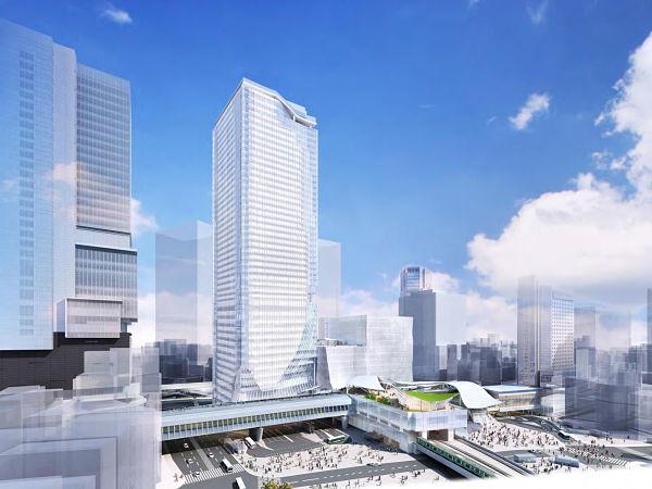 1er rascacielos de Tokyo