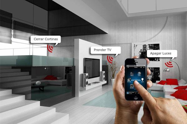 Casas inteligentes, tecnología de vanguardia en el hogar