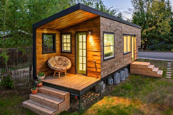 5 casas ecológicas