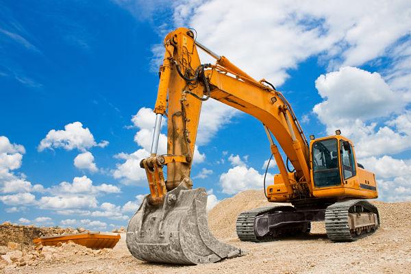 Maquinaria para la construcción