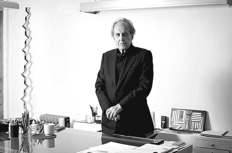 90 años del arquitecto Teodoro González de León