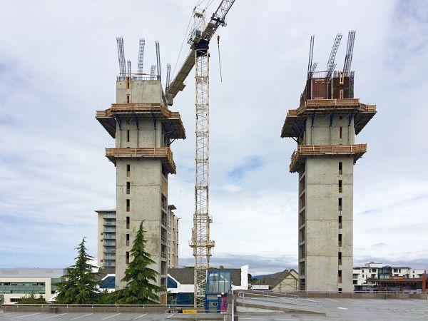 Edificio de madera más grande del mundo