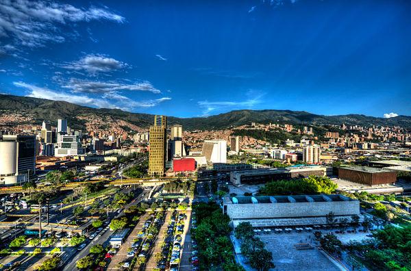 Colombia a la alza en ciudades verdes