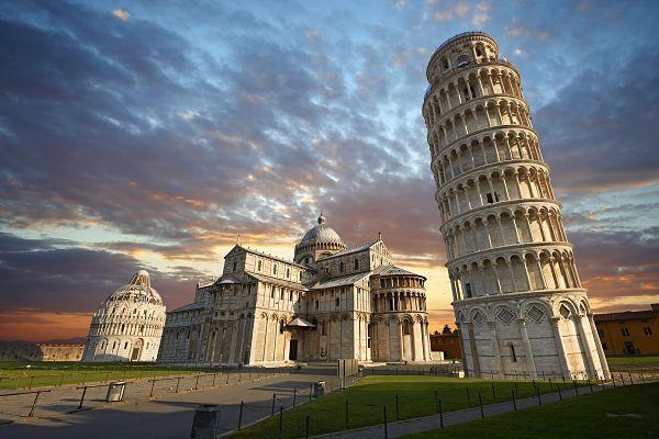 La Torre de Pisa y el estudio de suelos