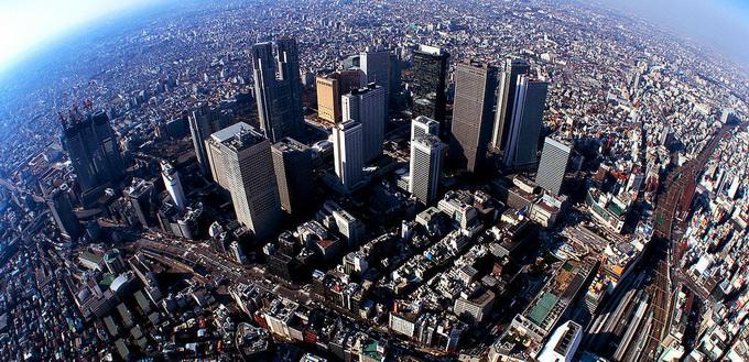 La urbanización en los últimos 20 años | Final | Arcus Global