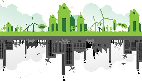Construcción sostenible VS Edificación verde