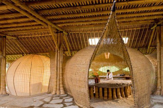 Bambú fomentando la autoconstrucción