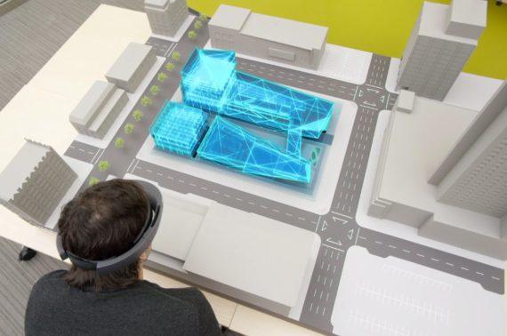 ¿Realidad aumentada en la construcción?