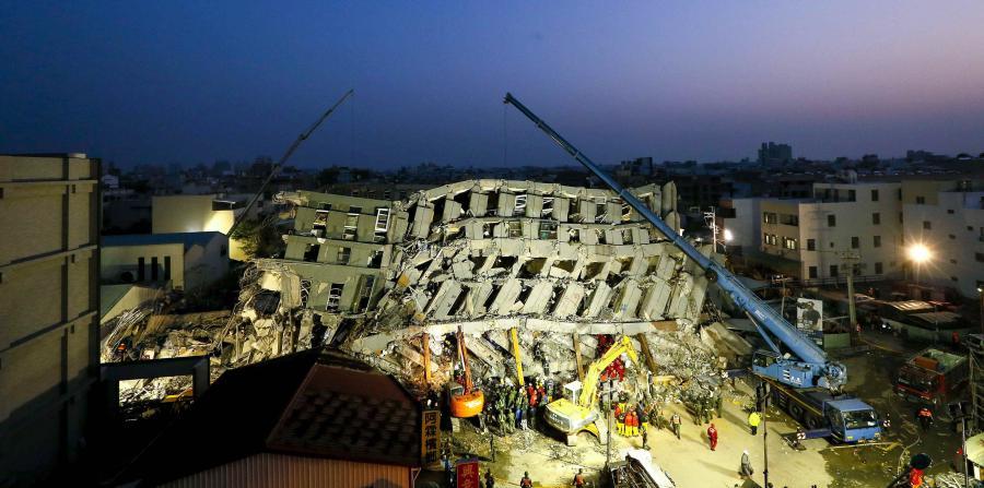 Detector de seguridad en edificios tras un sismo