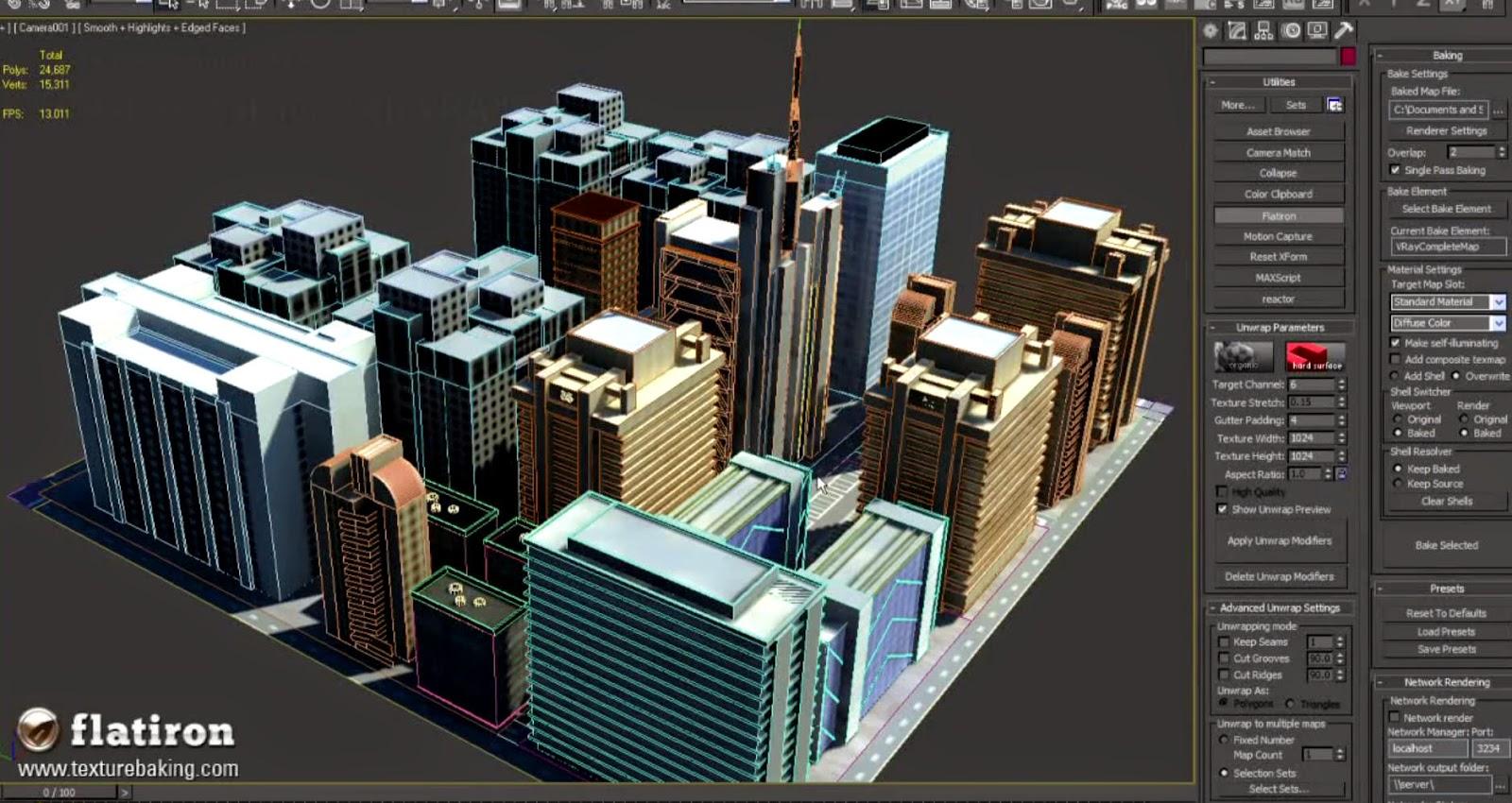 5 softwares de arquitectura para modelos 3d arcus global for Programas de arquitectura y diseno