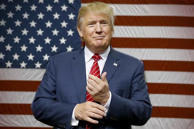 Donald Trump y construcción