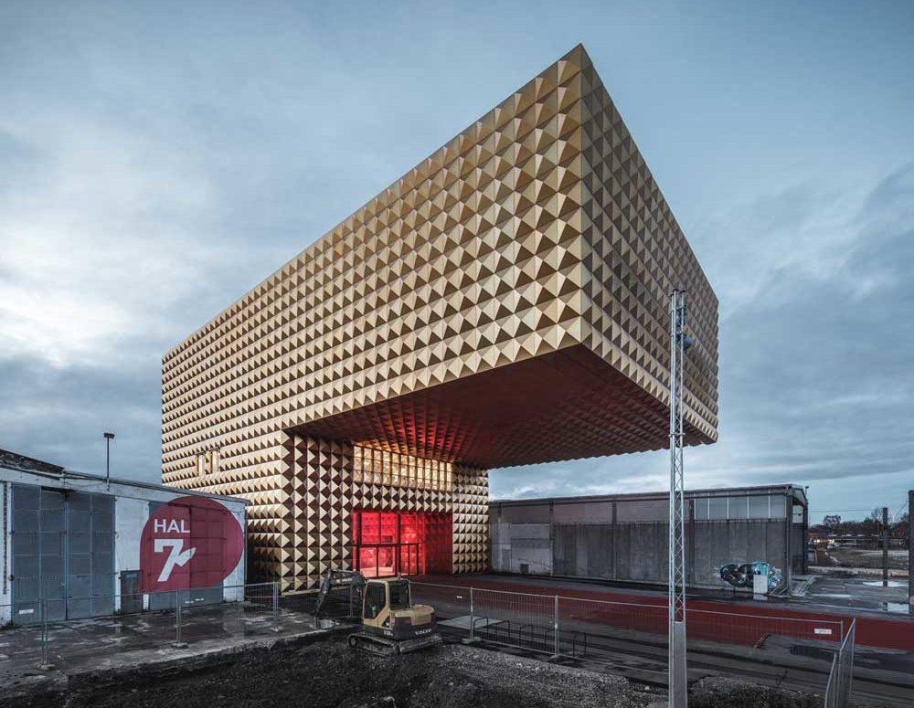 La casa Ragnarock y su arquitectura musical