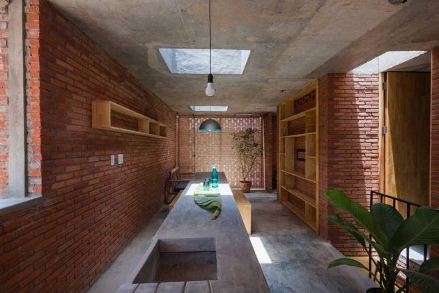 Ladrillos de arcilla mejoran la arquitectura