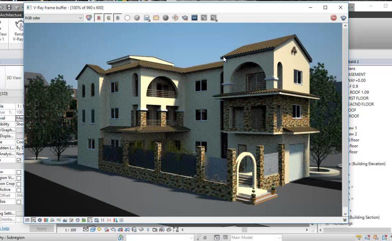 ¿Revit o ArchiCAD para modelos en 4D?