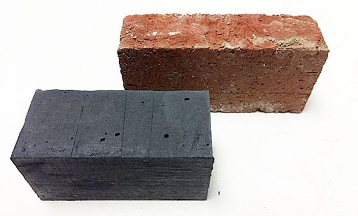 ECO-Blac Bricks: ladrillos sustentables