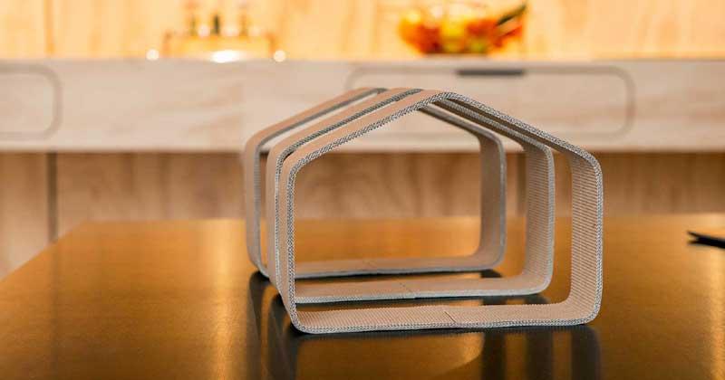 Casas de cartón y su arquitectura