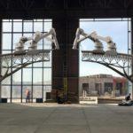 Puente construido en impresión 3D