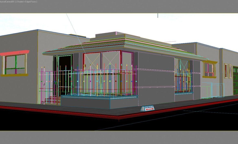 Lo último en presentación de proyectos: renders 360°
