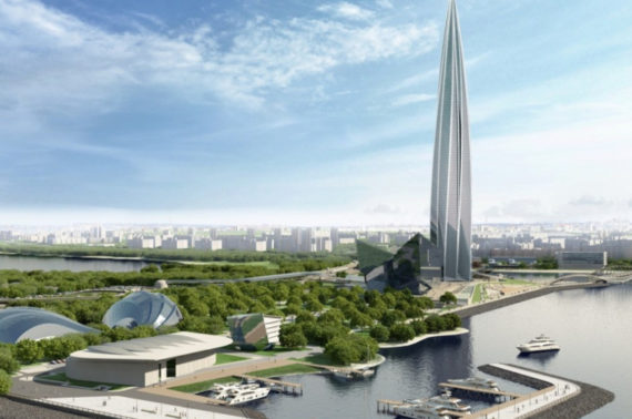Edificios más altos que se construirán en 2017
