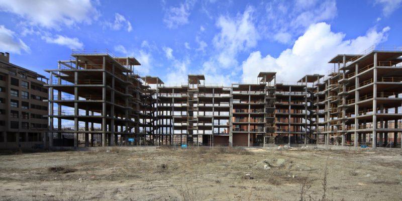 Pausada la inversión privada en la construcción en México