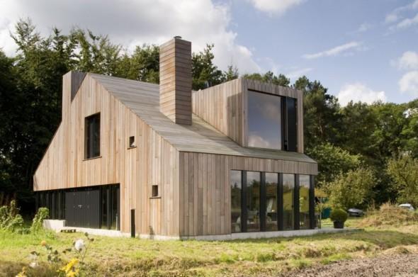 Mitos y verdades sobre construir con madera