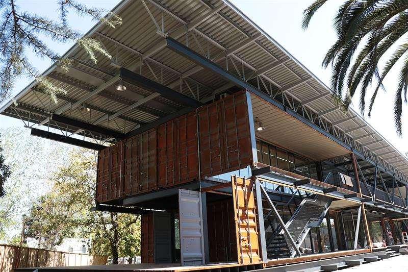 1er edificio 100% reciclado de América Latina