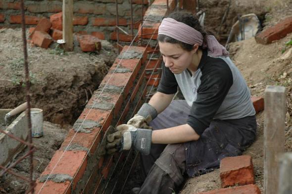 El 57% de autoconstructores en Perú son mujeres