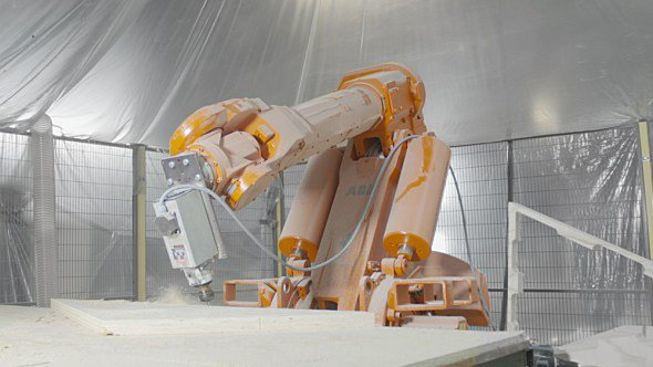 Construcción sin humanos: la nueva era del sector | Prt 1