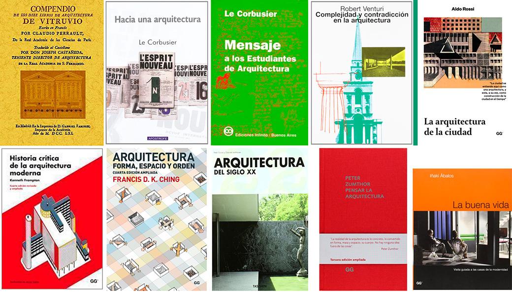 Libros esenciales para arquitectos arcus global for Estructuras para arquitectos pdf