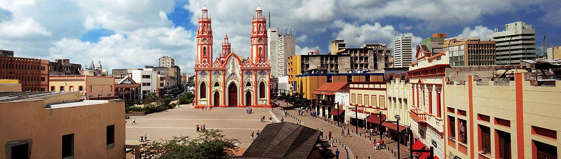 Barranquilla, infraestructura y empresas de acero