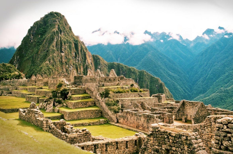 Arquitectura del Imperio Incaico