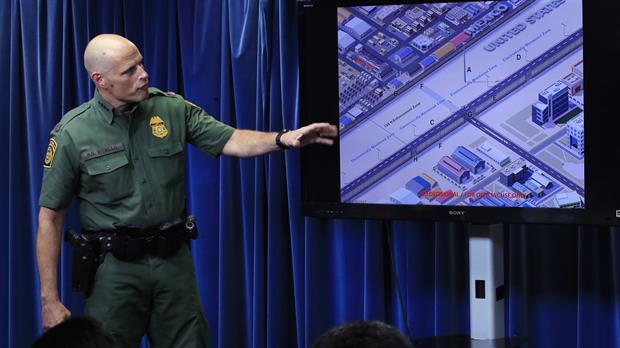 """El muro """"ideal"""" para la frontera con México"""